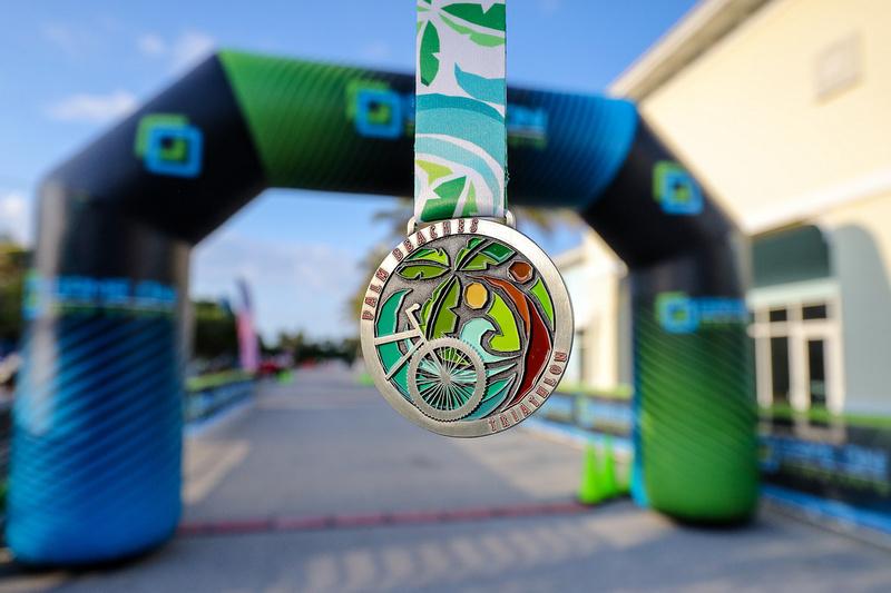 2021 Palm Beaches Triathlon Spring